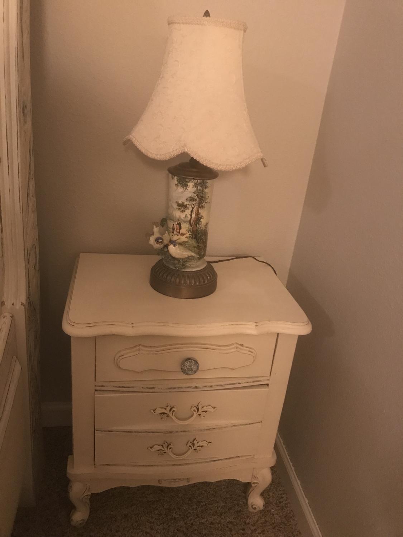 matching nightstands
