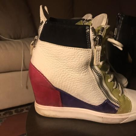 Used, Authentic Giuseppe Zanotti sneakers for sale  Canada