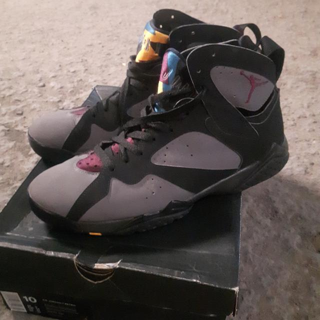 timeless design 2ddc3 33022 AIR Jordan 7 Retro BORDEAUX