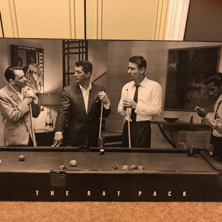 Large Rat Pack Wooden Print for sale  Canada