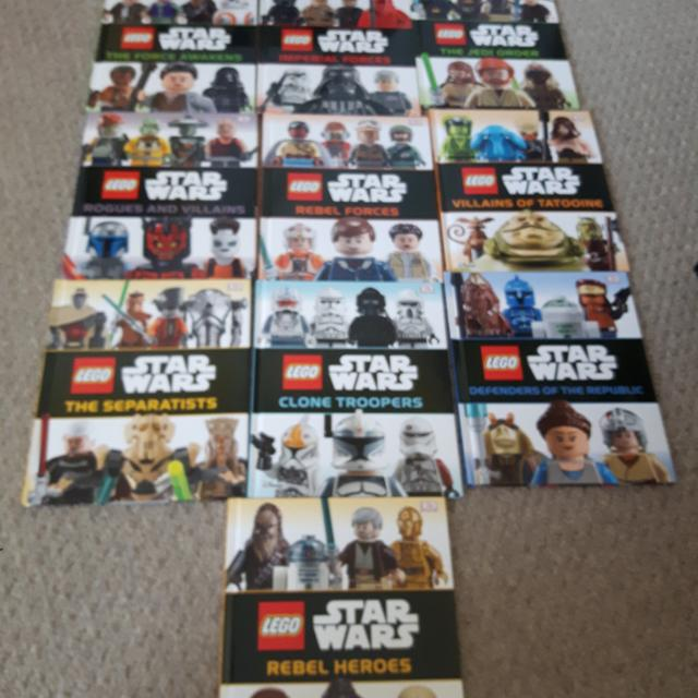 Find More Lego Star Wars Book Collection For Sale At Up To 90 Off