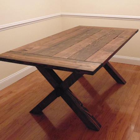 Used, 50% Harvest Table + FREE BENCH for sale  Canada