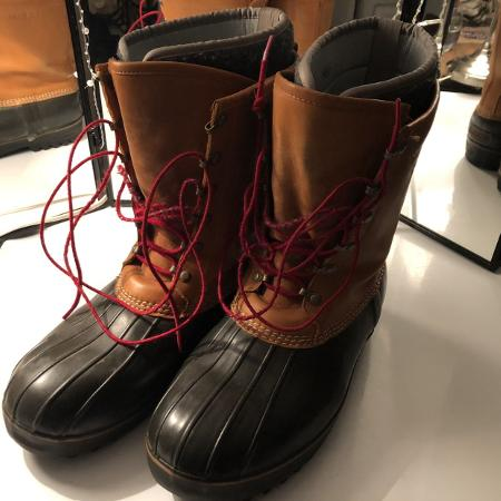 Used, L.L.Bean, Maine Pac Boots, Men's Size... for sale  Canada