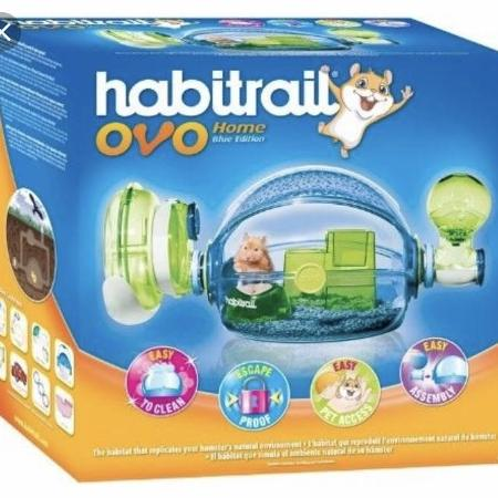 Used, BNIB Habitrail OVO Hamster Home &... for sale  Canada