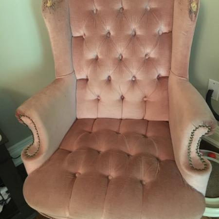 Queen Anne style chair for sale  Canada
