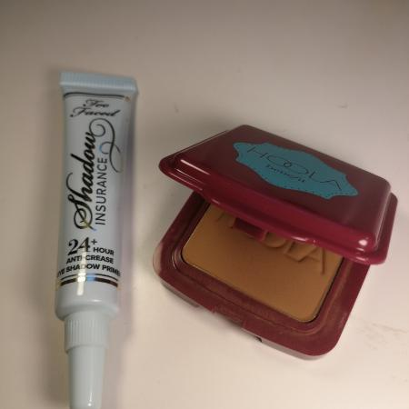 Used, Too Faced Eyeshadow Primer & Benefit... for sale  Canada