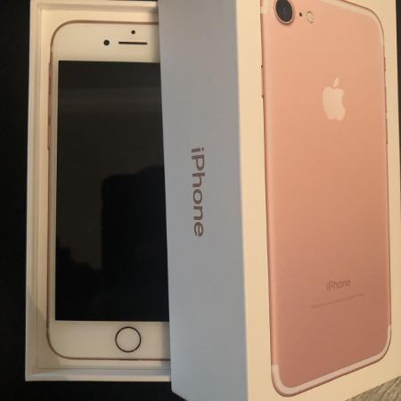 Apple iPhone 7 128 GB Rose Gold... for sale  Canada