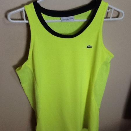 Lacoste work out shirt size s, used for sale  Canada