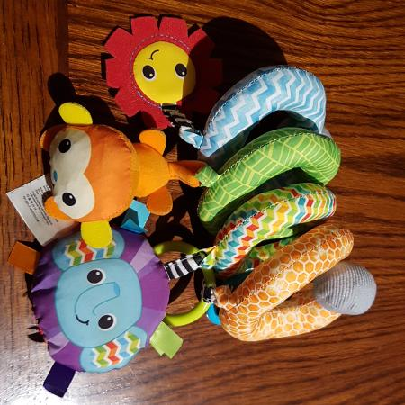 Baby carseat toy for sale  Canada