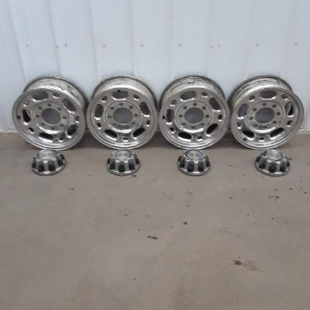 chevy factory wheels, used for sale  Canada