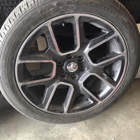 """22"""" Factory Rims with Goodyear Eagle... for sale  Canada"""