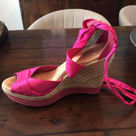 Ugg lace up wedges for sale  Canada