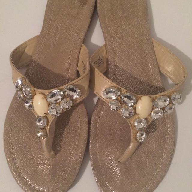 d98f18e121c8 Find more Bedazzled Sandals for sale at up to 90% off