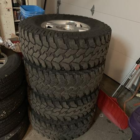 """F150 parts tires and rims, 2"""" wheel... for sale  Canada"""