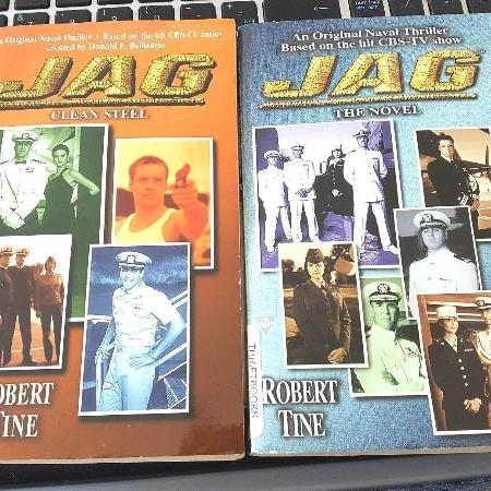 Last 2 Weeks - RARE JAG TV SERIES... for sale  Canada