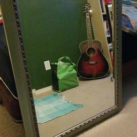 Large Mirror 3.5' x 2' approx for sale  Canada