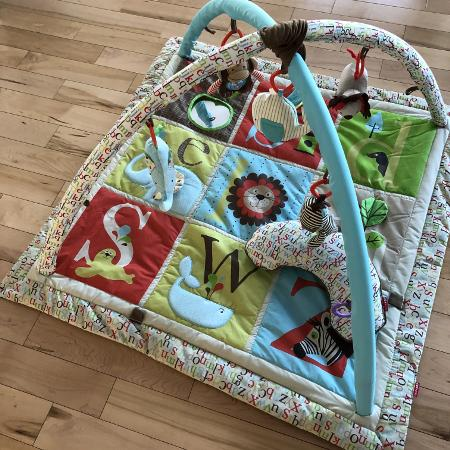 Used, Baby Activity Gym for sale  Canada