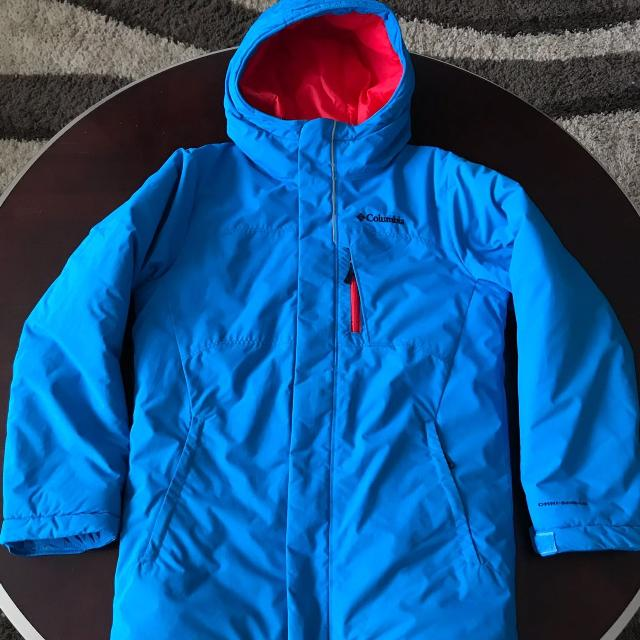 fb81b54a5c3 Best Columbia Boys  Lightning Lift Jacket (sz. 10) for sale in Airdrie