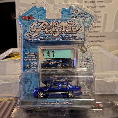 Maisto Playerz Mercedes-Benz S Class. for sale  Canada