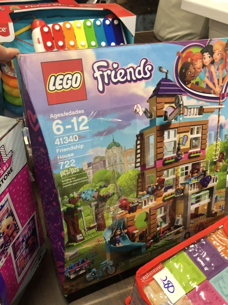 Find More Bnib Lego Friends Friendship House For Sale At Up To 90 Off