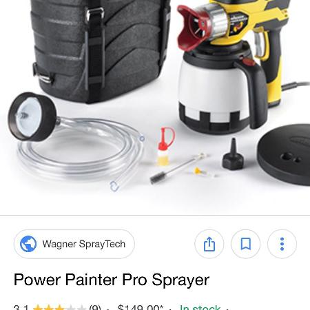 Wagner painting spray pro brand new for sale  Canada