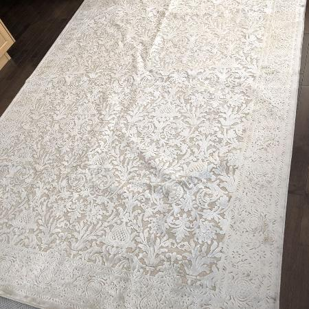 Napoli Classic Ivory Patterned Rug.... for sale  Canada