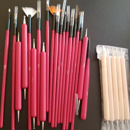 BRAND NEW NAIL BRUSHES for sale  Canada