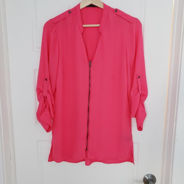 c9591139293eaa Best ***pretty Fuschia Pink Blouse *** for sale in Dollard-Des Ormeaux,  Quebec for 2019