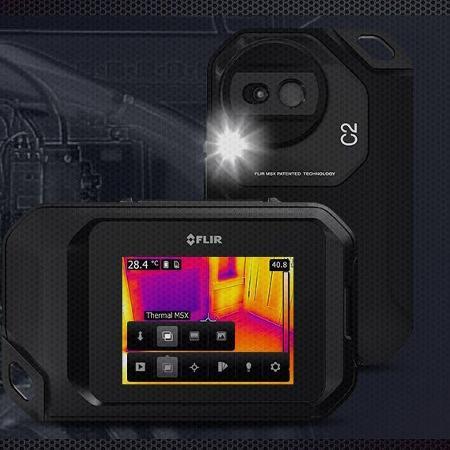 Used, Flir C2 Thermal Camera Rentalfor sale  Canada
