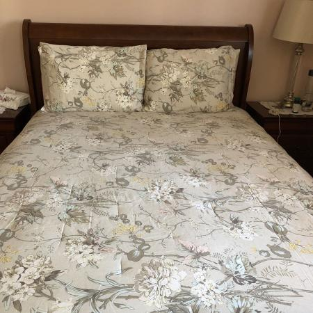 Martha Stewart queen comforter and... for sale  Canada