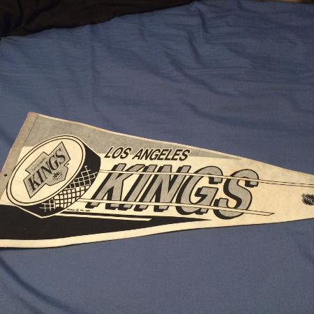 1989 LA Kings Flag for sale  Canada