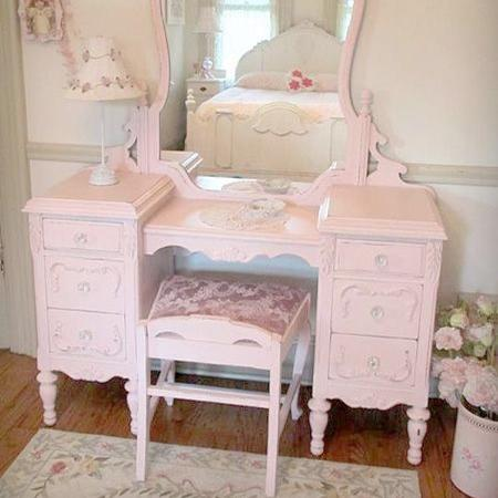 Vanity with mirror and drawers for sale  Canada