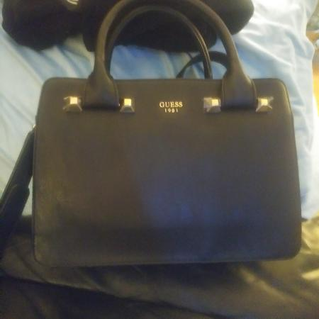 Best Brand New Guess Purse for sale in Clarington 540cdeed56ec1