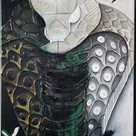 King Cobra, Original Abstract... for sale  Canada