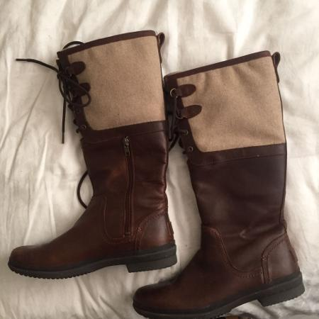 UGGS Winter boot. Women's size 10 for sale  Canada