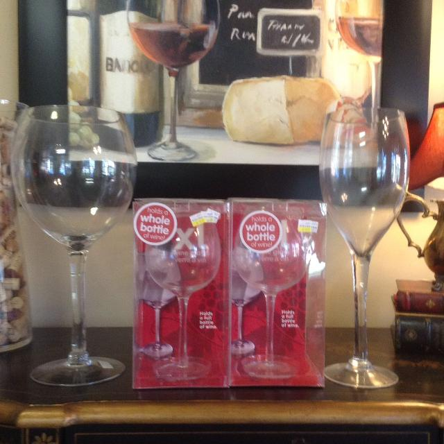 Best Four Large Wine Glasses For Sale In Hendersonville Tennessee