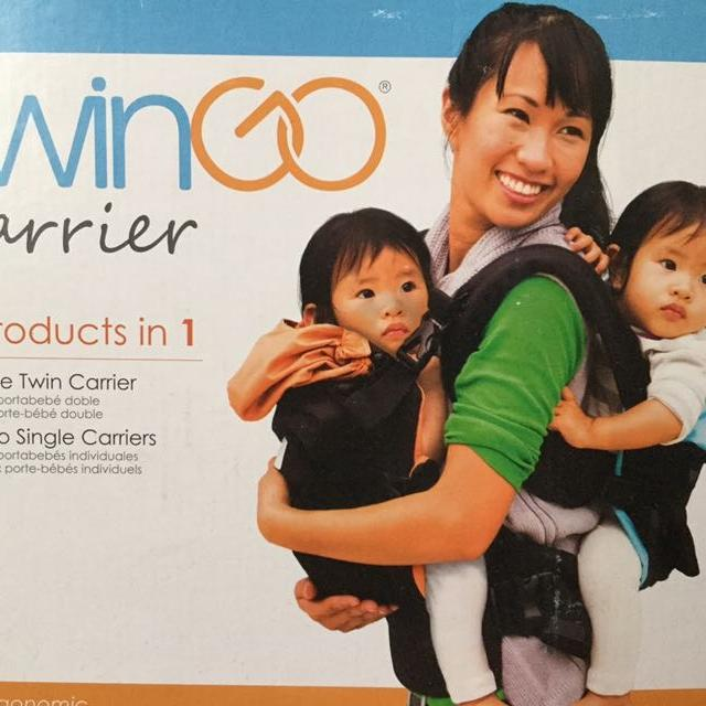 Price Reduction Exceptional Condition Twin Go Carrier