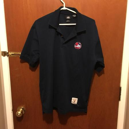Jets T-shirt size large, used for sale  Canada