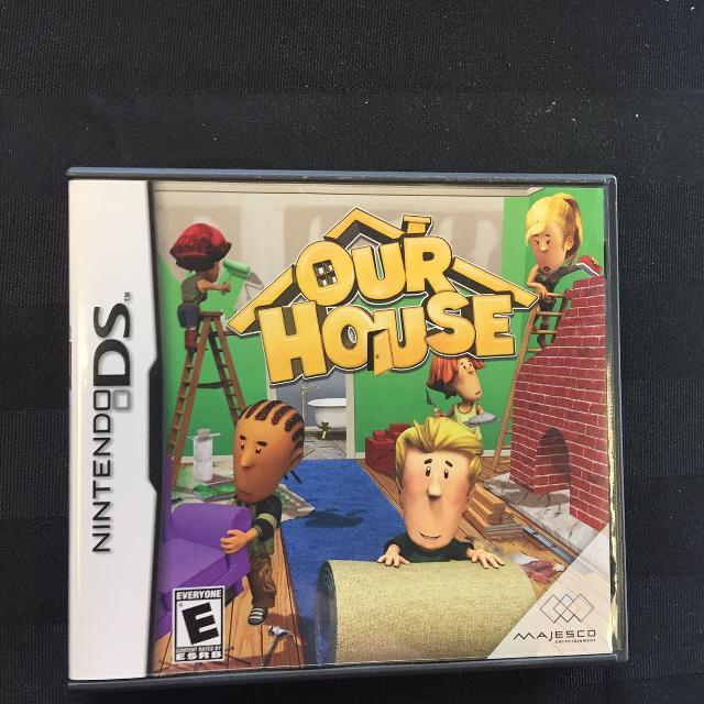 our house ds