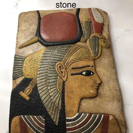 Used, Stone egyptian tableau for sale  Canada