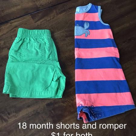 7687ea1c2454b8 Best New and Used Baby   Toddler Boys Clothing near Minot