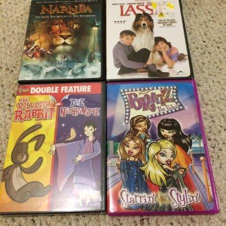 DVD movies Narnia , Lassie and... for sale  Canada