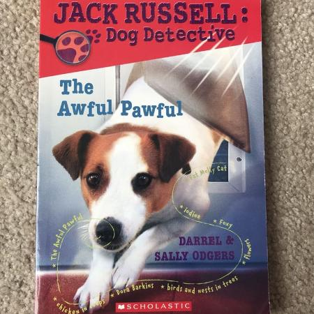 Jack Russell dog detective for sale  Canada