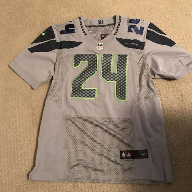 Best Lynch Seahawks Replica Nike Jersey for sale in Airdrie ea22c7abe