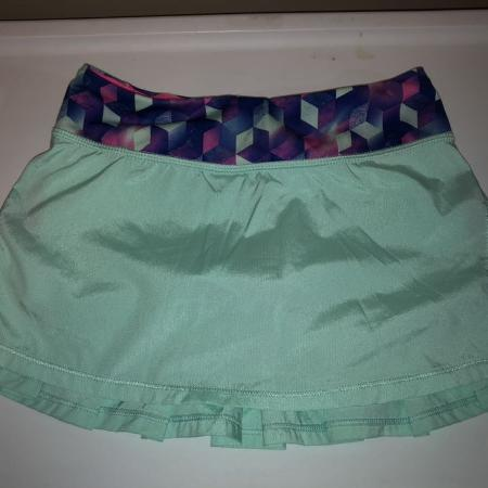 Ivivva set the pace skirt light teal... for sale  Canada