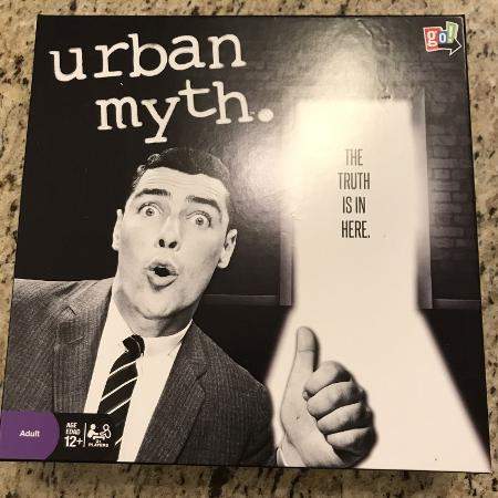 Board Game - Urban Myth - Can You... for sale  Canada
