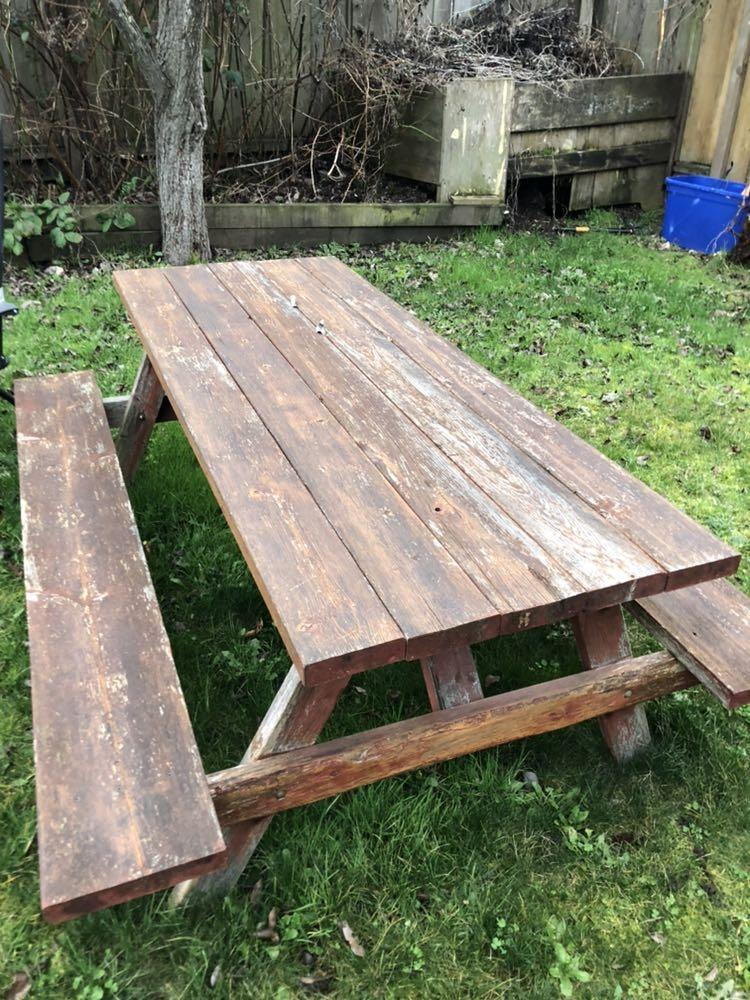 Find More Picnic Table For Sale At Up To 90 Off