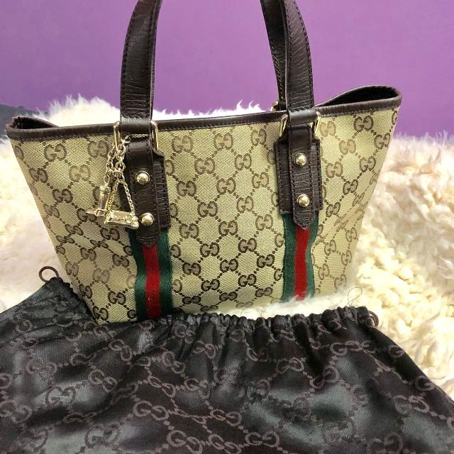 355d0e04be87 Find more Authentic Gucci Small Tote Bag for sale at up to 90% off