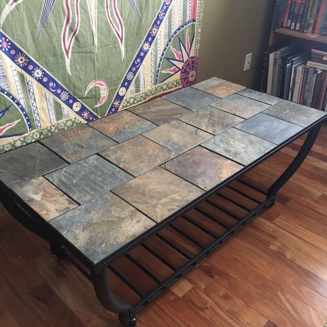 Best Slate Coffee Table Ashley Furniture For Sale In Minot North Dakota For 2021