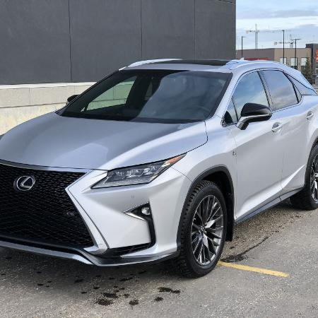 Used, 2016 Lexus RX350 F-Sport AWD (private... for sale  Canada